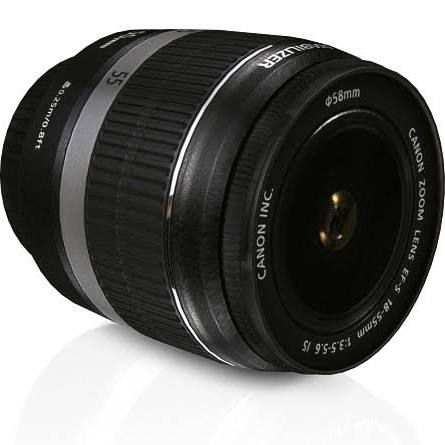 Image for Canon EF-S 18-55mm f/3.5-5.6 IS STM Camera Lens