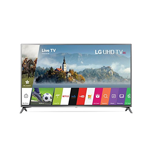 "LG 75UJ657A 75"" 4K UHD HDR Smart LED TV"