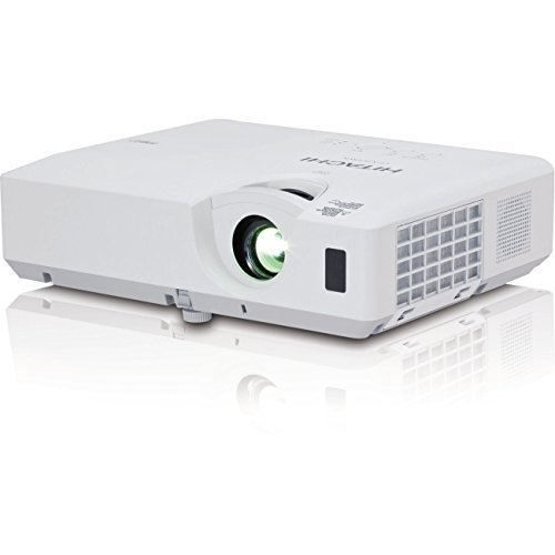 Hitachi CP-WX4041WN WXGA 720p LCD Projector with Speaker - 4000 ANSI lumens