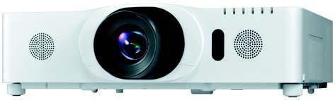 Image for Hitachi CP-WU8460 WUXGA LCD Projector - 6000 Lumens