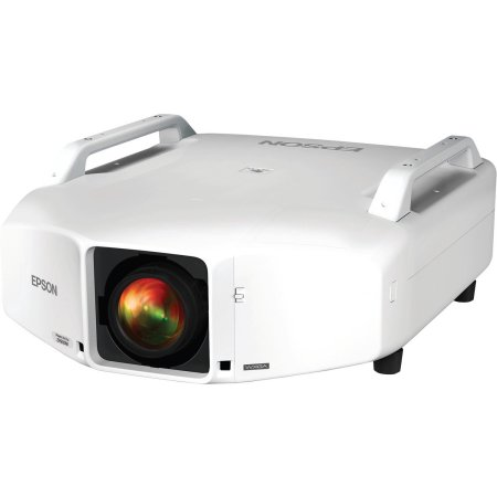 Epson PowerLite Pro Z9900WNL - WXGA HD 3LCD Projector - White