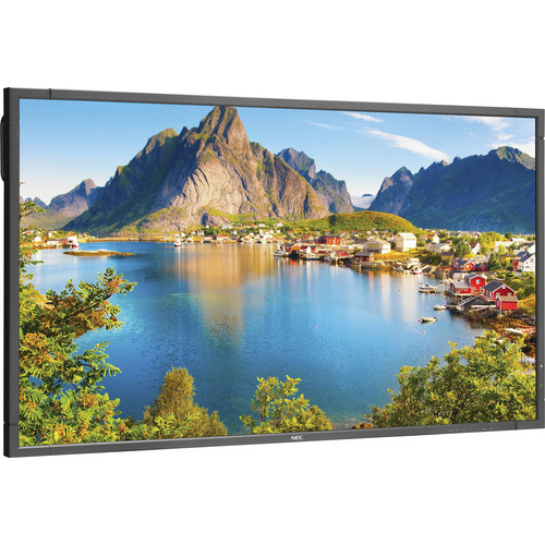 "NEC E805 80"" 1080p Commercial LED Display"