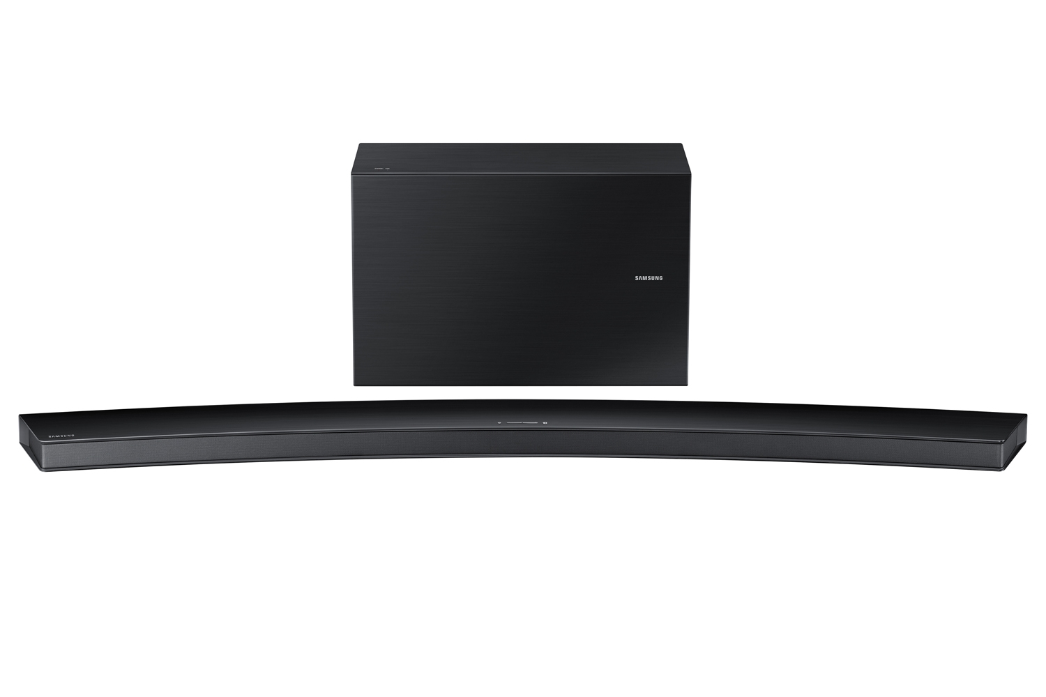 Samsung HW-J8500 Wireless Curved Soundbar & Wireless Subwoofer (Black)