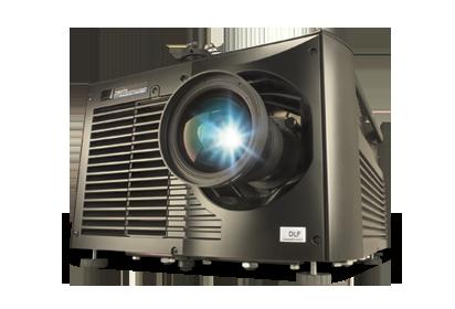 Christie Roadster HD18K 1080 HD DLP Projector (104-021101-02)
