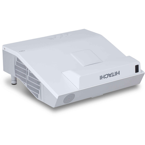 Image for Hitachi CP-AX2505 XGA Ultra-Short Throw 3LCD Projector w/ Speaker