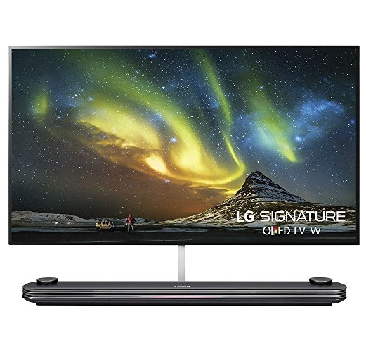 "LG OLED77W7P 77"" Signature OLED 4K HDR Smart TV"
