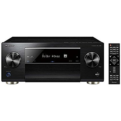 Pioneer Elite SC-LX901 11.2 Channel AV Network Receiver - Total 850W - Wi-Fi - Black