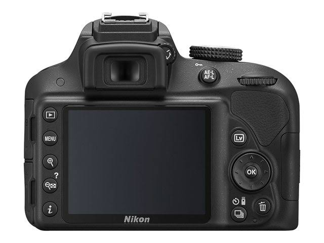 Nikon D3300 24.2 MP Digital SLR Camera Bundle Kit
