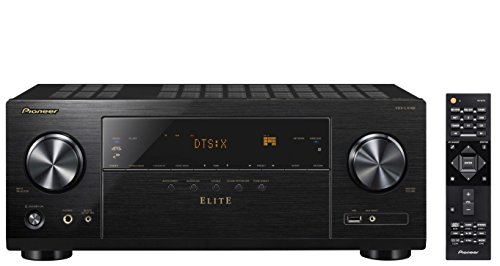 Image for Pioneer Elite VSX-LX102 - 7.2 Channel A/V Network Receiver - Black