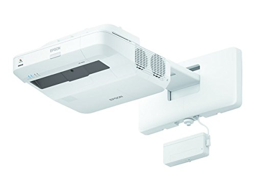 Epson BrightLink Pro 1460Ui - WUXGA 1080p 3LCD Projector with Speaker - 4400 lumens - Wi-Fi