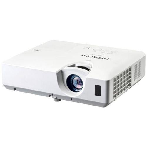 Hitachi CP-X25LWN - XGA LCD Projector w/ Speaker