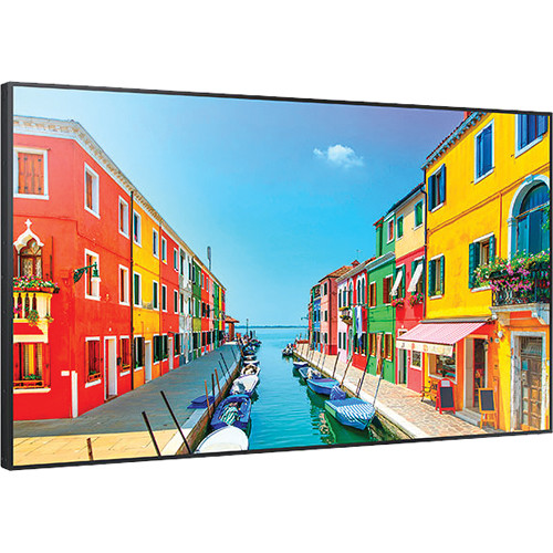 "Samsung OM75D-W - 75"" Commercial LED Display - 1080p"