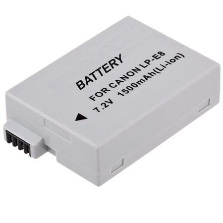 High Capacity LP-E8 Battery