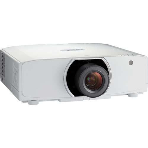NEC NP-PA803U -3D WUXGA 1080p LCD Projector w/ Speakers