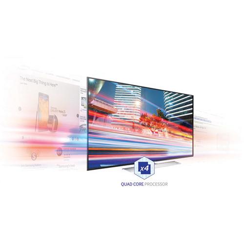 "Samsung UN50HU8550 50"" UHD 4K 3D LED Smart HDTV"