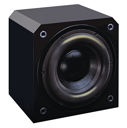 Image for Sunfire HRS8 8 Inch High Resolution Subwoofer (Black)