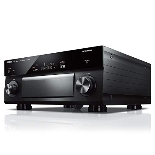 Yamaha CX-A5200 AVENTAGE 11.2-Ch AV Preamplifier with MusicCast