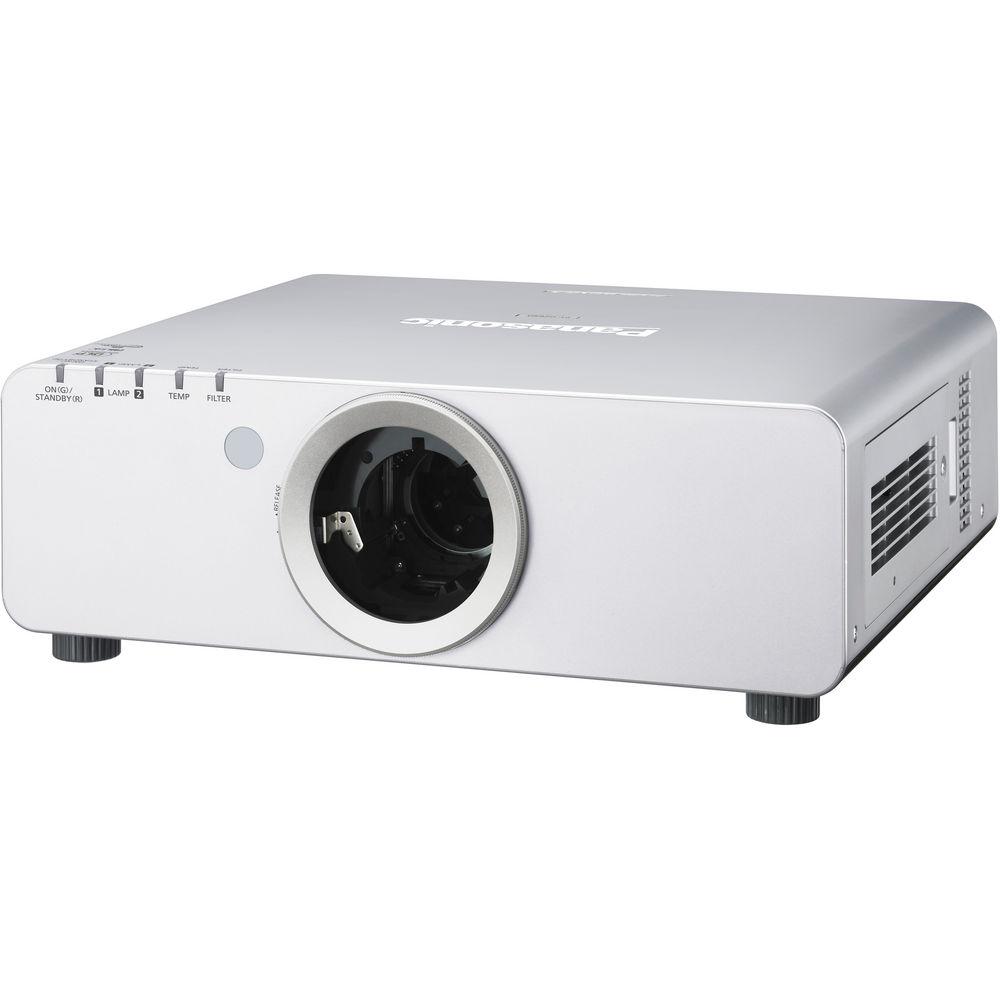 Panasonic PT-DZ680ULS DLP Projector (Silver)