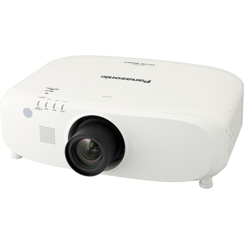 Panasonic PT-EZ770ZU - WUXGA 1080p LCD Projector with Speaker