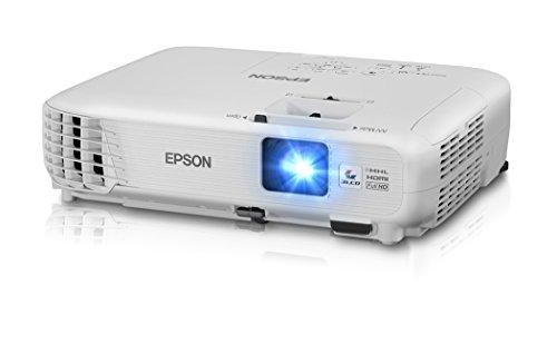 Epson PowerLite Home Cinema 1040 Portable WUXGA - 1080p LCD Projector - 3000 lumens
