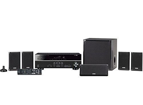 Image for Yamaha YHT-4930UBL 5.1 Channel Home Theater System - Black