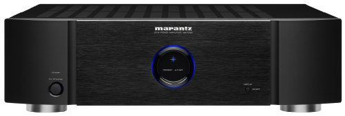 Marantz MM7025 Stereo Power Amplifier (Black)