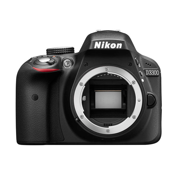 Image for Nikon D3300 24.2MP DSLR Camera - Body Only
