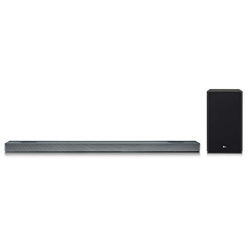 LG SL9YG 4.1.2 Channel High Resolution Audio Sound Bar w/DTS Virtual:X
