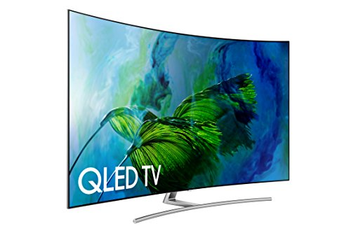 Samsung QN65Q8C 65'' Curved 4K Ultra HD Smart QLED TV