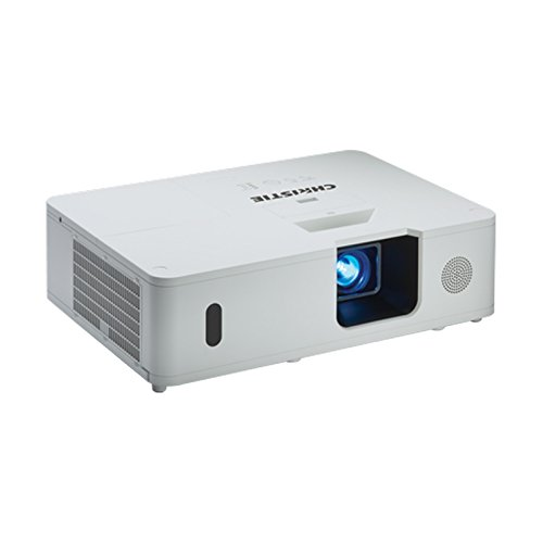 Christie Digital LW502 3LCD WXGA 5000 Lumens Projector w/ Lens - White