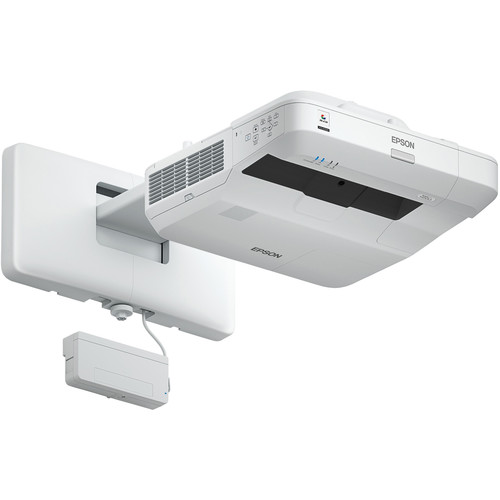 Epson BrightLink Pro 1450Ui Interactive - WUXGA 1080p 3LCD Projector with Speaker - Wi-Fi