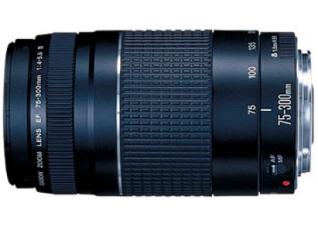 Image for Canon EF 75-300mm F/4-5.6 III Telephoto Zoom Lens
