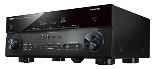 Yamaha AVENTAGE RX-A770BL AV Component Receiver (Black)