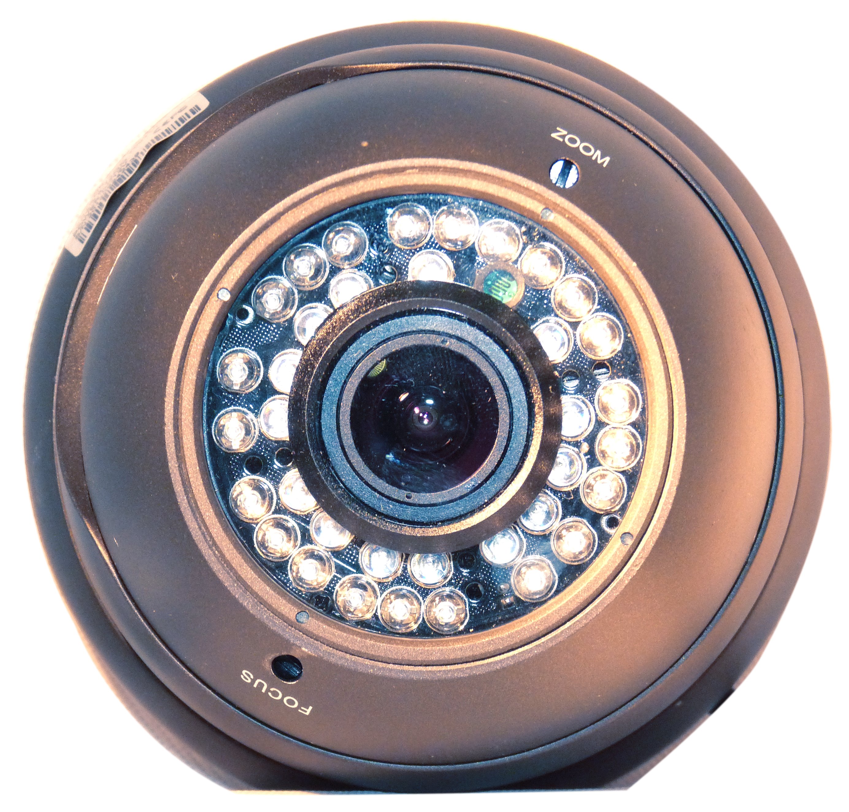 Image for DBS 760G - 700TVL CCTV Dome Security Camera - 1/3'' Sony Super HAD CCD II