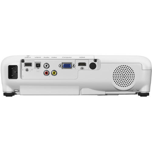 Image for Epson VS355 - Portable WXGA 720p 3LCD Projector with Speaker