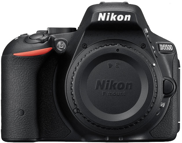 Nikon D5500 24.2MP DSLR Camera -  Body Only