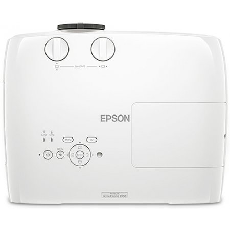 Image for Epson PowerLite Home Cinema 3900 1080p 3LCD Home Theater Projector