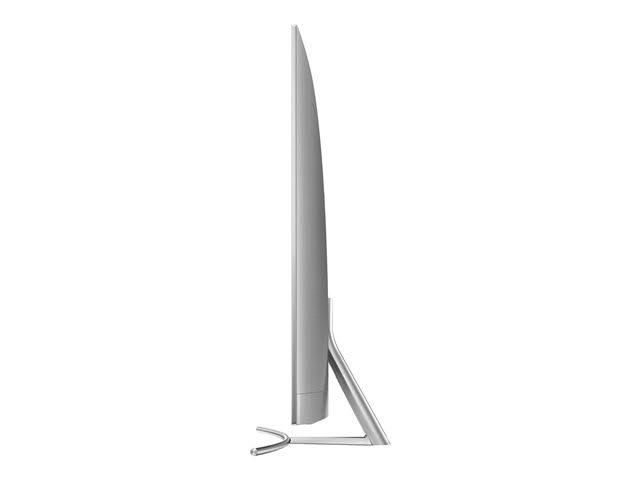 Image for Samsung QN75Q8C 75'' Curved 4K Ultra HD Smart QLED TV