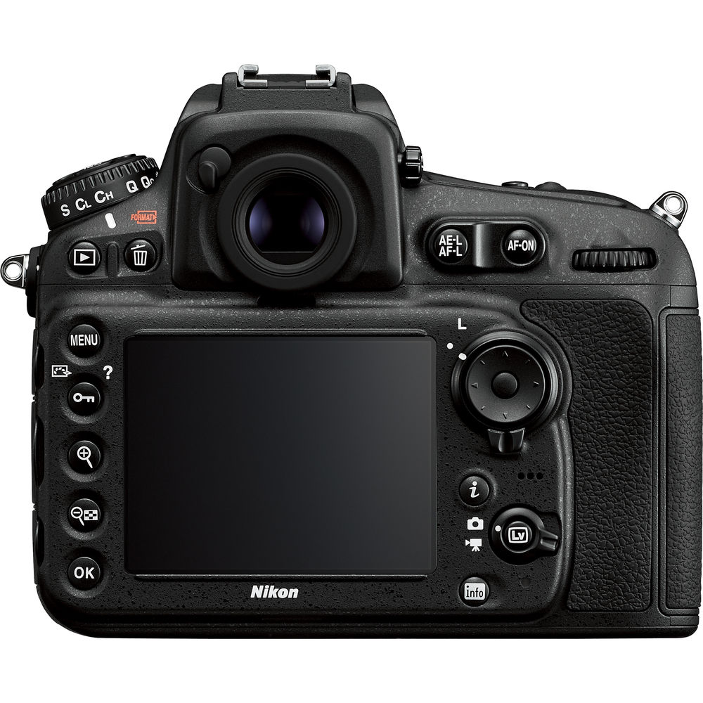 Nikon D810 1080p HD DSLR Camera - Body Only