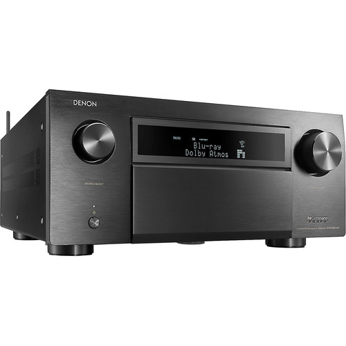 Image for Denon AVR X8500H 13.2 Channel AV Network Receiver - Black