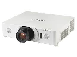 Hitachi CP-WX8255A Cp-wx8255a Proj Wxga 5500lum 3000:1 [Electronics]