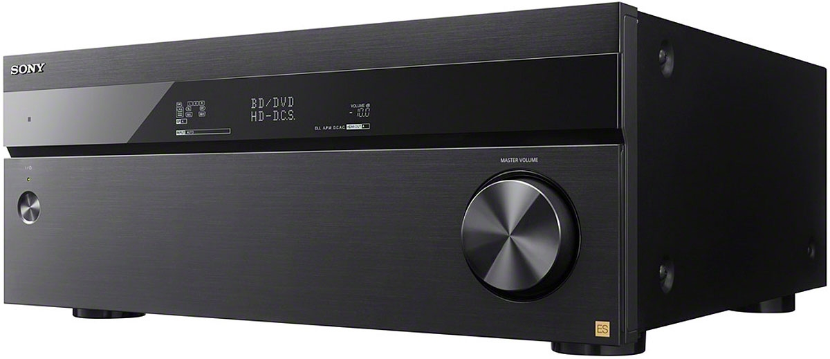 Sony STR-ZA1000ES 7.2 Channel 4K Black A/V Receiver