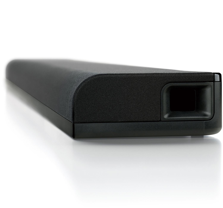 yamaha yas 105 soundbar sound system black. Black Bedroom Furniture Sets. Home Design Ideas