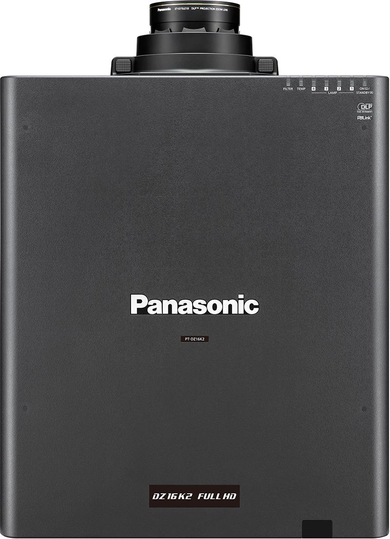 Image for Panasonic PT-DZ16K2U - Full HD 1080p DLP Projector - 16,000 Lumens