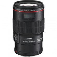 Image for Canon EF 100mm f/2.8L IS USM Macro Lens