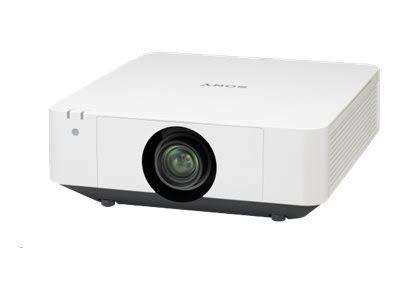 Sony VPL-FHZ65/W 6000 Lumens WUXGA Laser Projector (White)