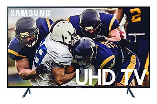 Samsung UN55RU7100FXZA Flat 55'' 4K UHD 7 Series Smart LCD TV (2019 Model)