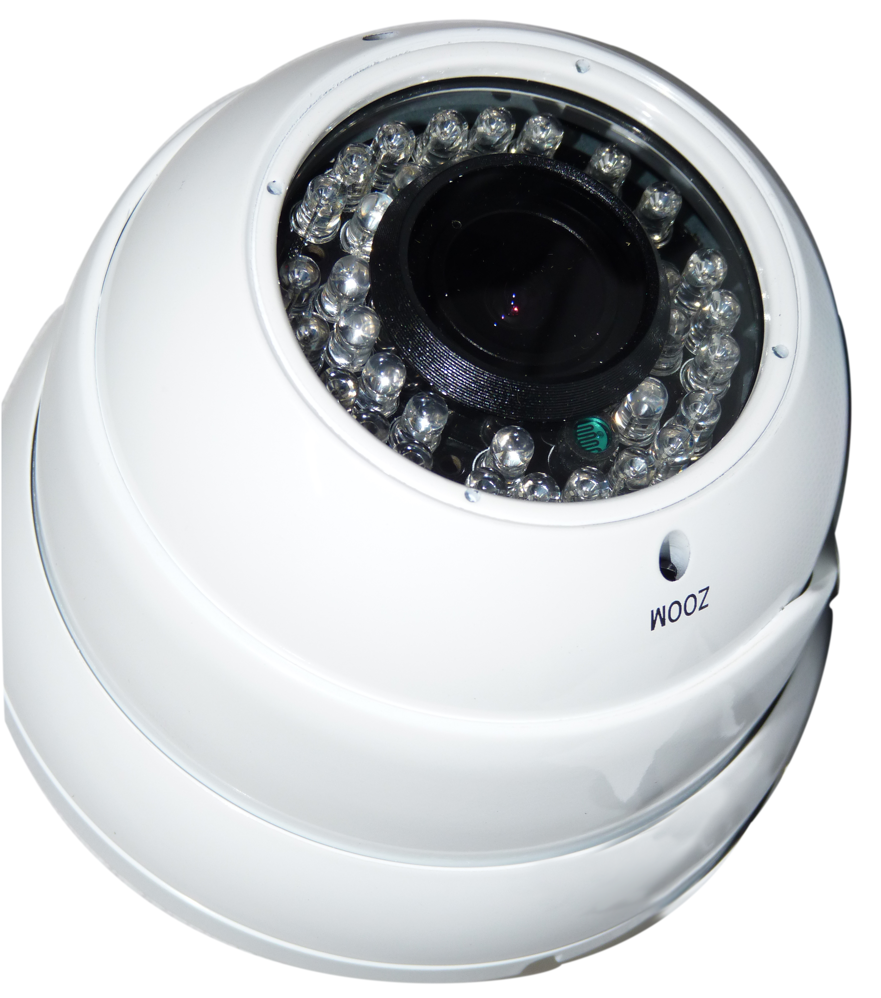 DBS 760W - 700TVL CCTV Dome Security Camera - 1/3'' Sony Super HAD CCD II