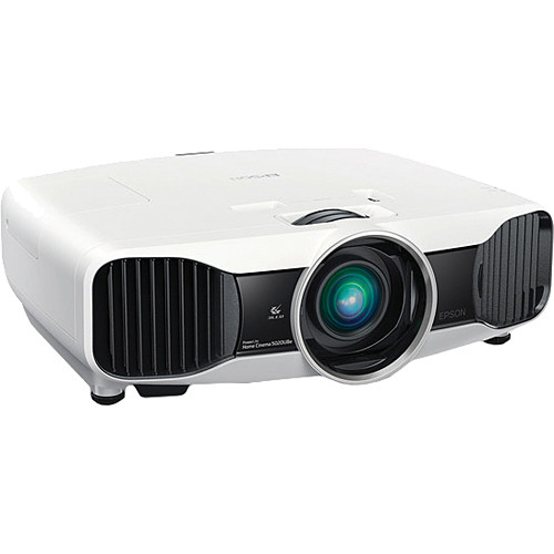 Epson PowerLite Home Cinema 5020UB - 3D Full HD 1080p 3LCD Projector