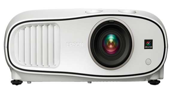 Epson PowerLite Home Cinema 3500 3D - 1080p LCD Projector with Stereo Speakers